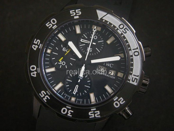 IWC Special Edition Aquatimer Chronograph Swiss Replica Watch #2