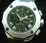 Baume и Мерсье Риверия XXL Chronograph Swiss Watch реплики #2