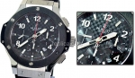 Hublot Big Bang chronographe suisse mouvements anormaux Replica Watch #4