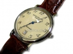 Officier Patek Philippe Calatrava Replica Watch suisse #2