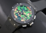 Hublot Commando Bang Green Camouflage Limited Edition Swiss replica