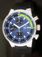 Special Edition IWC Aquatimer Chronograph Cousteau Divers Swiss Replica Watch