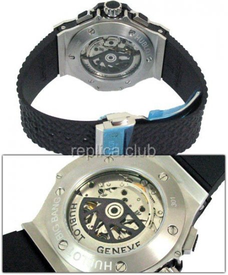Hublot Big Bang Chronograph Swiss Replica Watch Movment #3