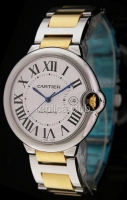 Cartier Ballon De Big Size Swiss replica #2
