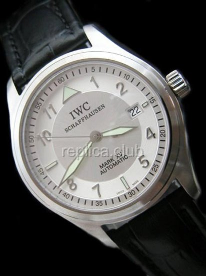 IWC Марка XV Spitfire Swiss Watch реплики #1