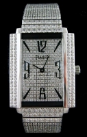 Piaget Black Tie 1967 Watch Alle Diamonds Swiss Replica Watch