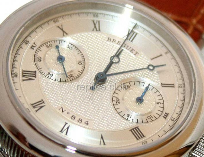 Breguet Classique Cronograph Swiss Replica Watch #1