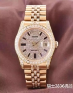 Rolex Day Date Swiss Replica Watch #2