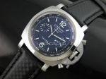 Officine Panerai Luminor FlyBack 1950 Chronograph PAM215 Swiss Replica