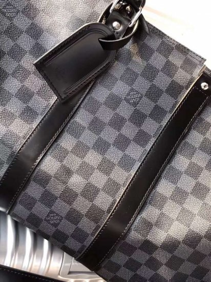 Louis Vuitton KEEPALL BANDOULIÈRE 45 N41418
