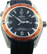 Omega Seamaster Planet Ocean Co-Axial Replica Watch #3