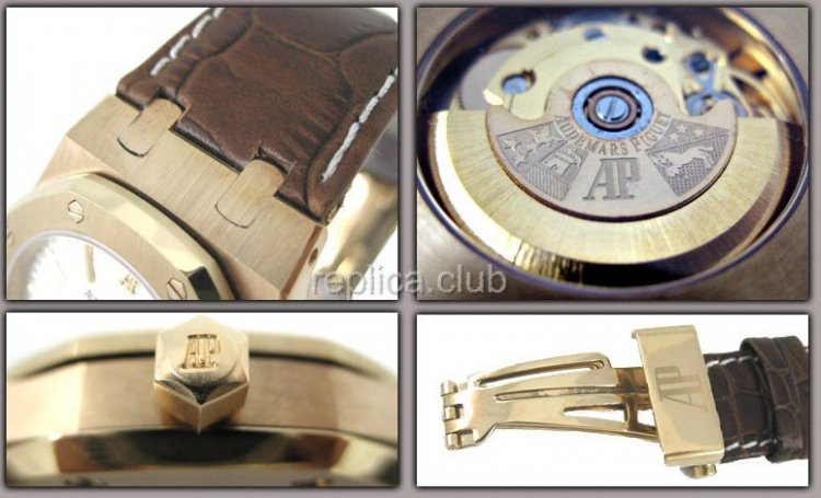 Audemars Piguet Royal Oak Автоматически Swiss Watch реплики #2