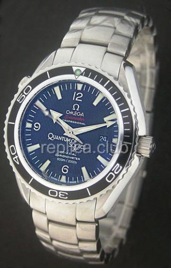 Omega 007 Quantum of Solace Swiss Replica Watch