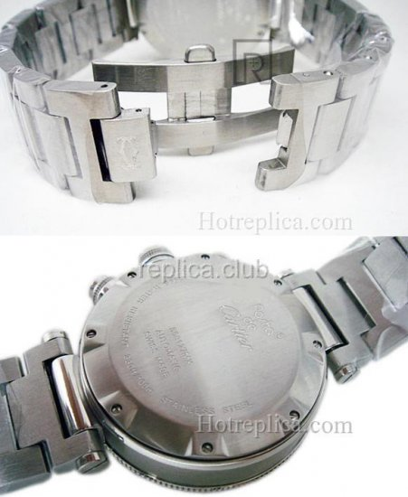 Cartier Pasha Seamtimer Swiss Replica Watch