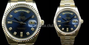 Rolex Oyster Perpetual Day-Date Swiss Replica Watch #23
