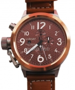 U-Boat Cronografo Watch Flightdeck 52 millimetri Replica #6