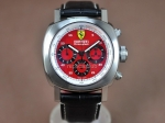 Ferrari Chrono Gran Tourismo Swiss Watch реплики #3