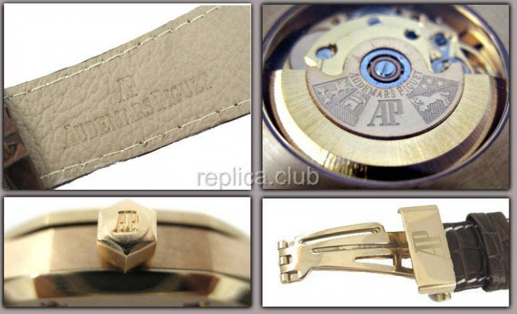 Audemars Piguet Royal Oak automatique Replica Watch suisse #4