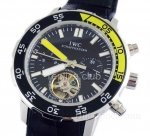 IWC Aquatimer Datograph Tourbillon Watch Replica #1