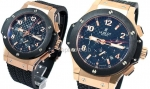 Hublot Big Bang chronographe suisse mouvements anormaux Replica Watch suisse