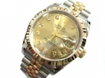 Rolex Oyster DateJus Perpetuo Socorro Replicas relojes suizos