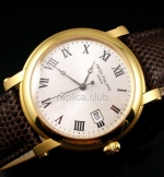 Patek Philippe Calatrava Swiss Replica Watch #1