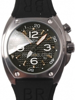 Bell & Ross BR02 Instrument Pro Diver Automatic Replica Watch #4