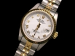 Rolex Oyster Perpetual DateJust Ladies Watch Swiss Replica #5