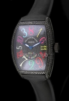 Franck Muller Crazy Hour Color Dreams Swiss Replica