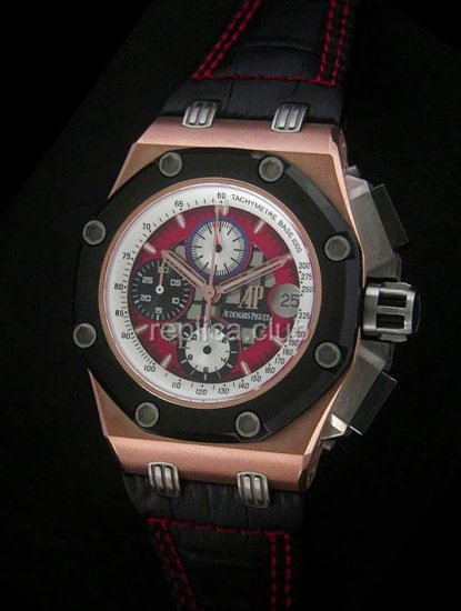 Audemars Piguet Royal Oak Offshore Rubens Barrichello Chronograph Limited Edition Swiss Replica Watch #2