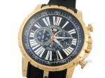 Roger Dubuis Excalibur Chronograph Replica Watch #5
