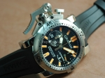Graham Chronofighter DRIVER 1000FT Schweizer Replica Watch #1