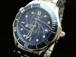 Omega New Seamaster 007 Swiss Replica Watch
