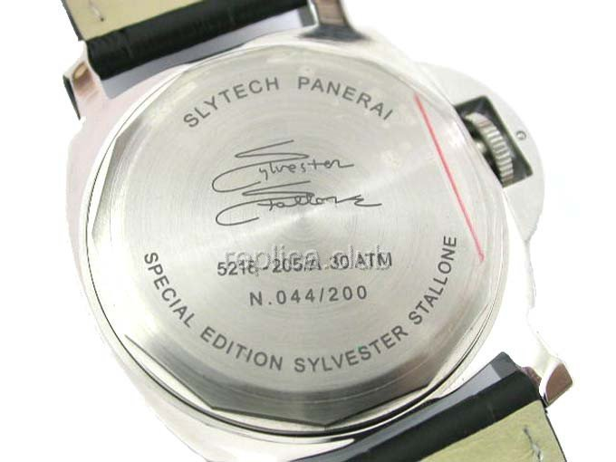 Officine Panerai Luminor Sly-Tech Special Editions