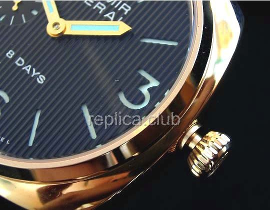 Officine Panerai Radiomir 8 jours Replica Watch suisse