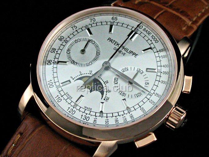 Réplicas de relojes suizos