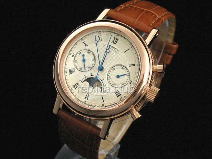 Breguet Cronograph Classique Swiss Replica Watch #2