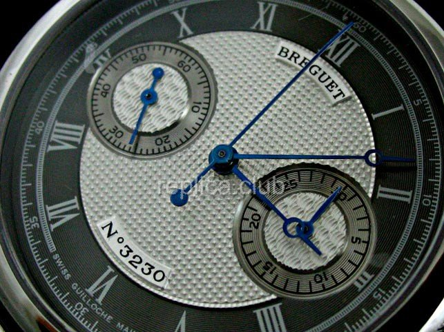 Breguet Classique Cronograph Swiss Replica Watch #3