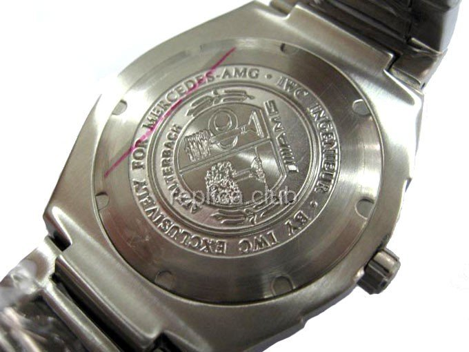 IWC Ingenieur Automatic AMG Swiss Replica Watch