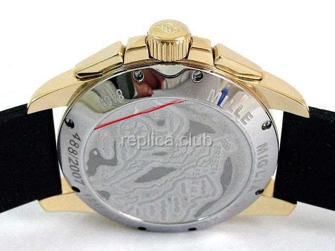 Chopard Mille Miglia Grand Turismo XL 2007 Swiss Watch реплики