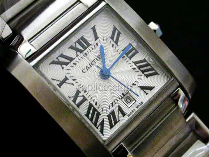 Cartier Tank Francaise Swiss Replica Watch