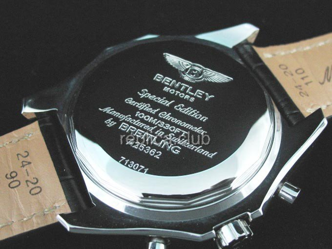 Breitling Special Edition für Bentley Motors Replik Uhr #1