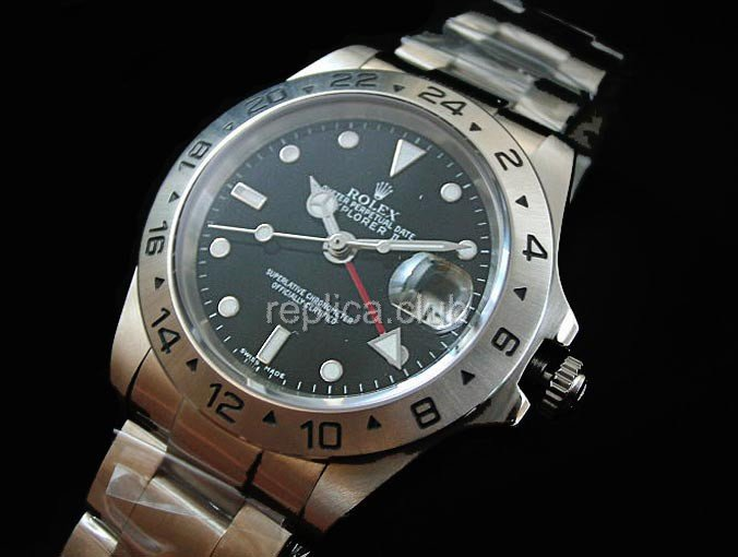 II Rolex Explorer Swiss Watch реплики #2