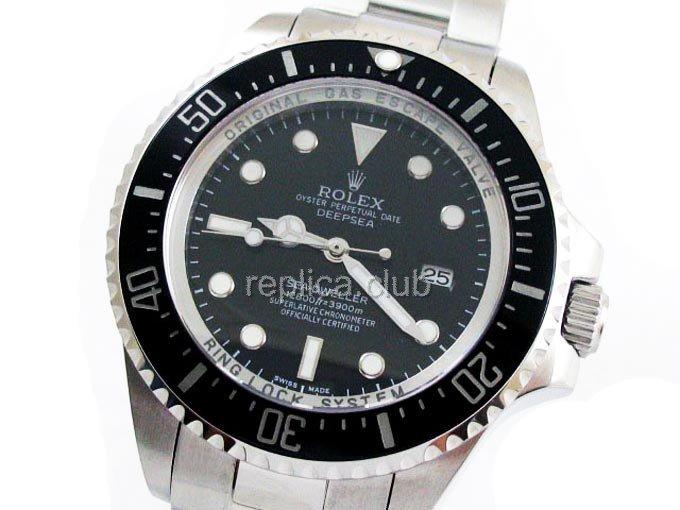 Rolex sea dweller deepsea repliche orologi svizzeri 1 for Orologi artigianali svizzeri