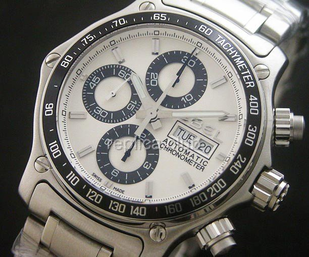 Ebel 1911 Discovery Chronograph Swiss Replica Watch #1