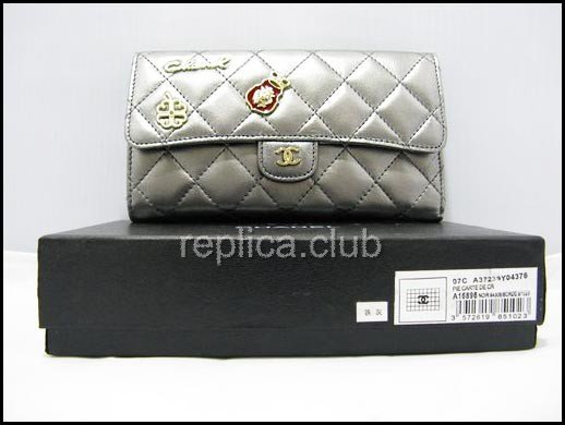 Chanel Geldbörse Replica #12
