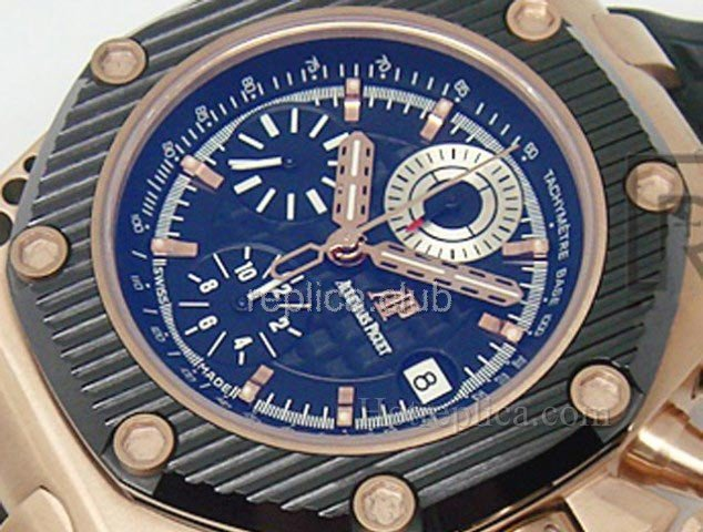 Audemars Piguet Royal Oak Chronograph Survivor Swiss Replica Watch #3
