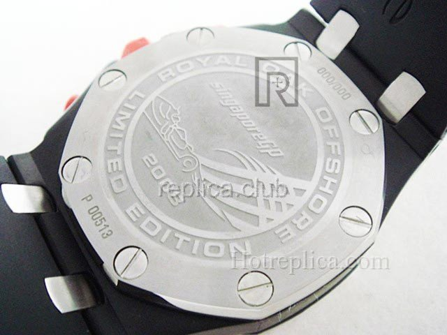 Audemars Piguet Royal Oak Chronographe Edition Limitée Replica Watch suisse #2
