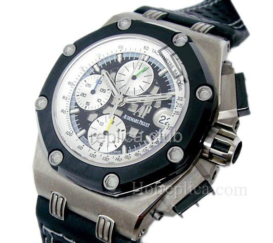 Audemars Piguet Royal Oak Оффшорные Рубенс Баррикелло Хронограф Limited Edition Swiss Watch реплики #3