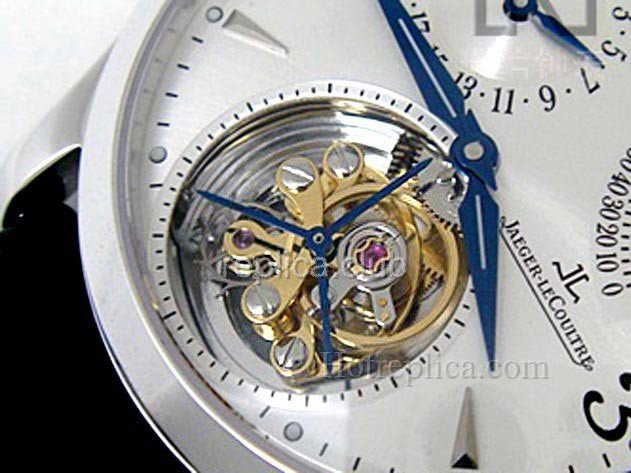 Jaeger Le Tourbillon Master Coultre Swiss Replica Watch #2